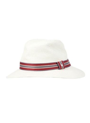 Barbour Şapka Beyaz